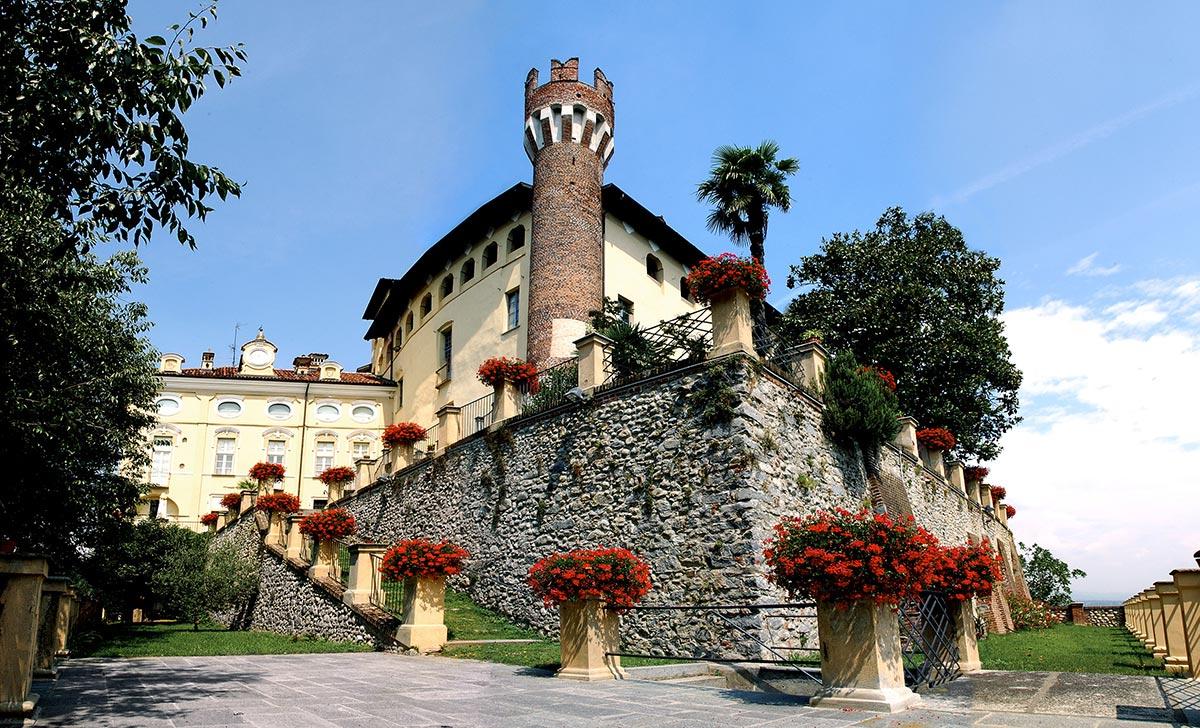 Castello di Castellengo - Esterno
